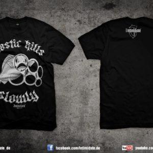 Shirt: Plastic Kills - Front/Back